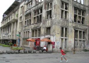 Salah satu spot 'Tua' di Batavia Old [Maret 2011]