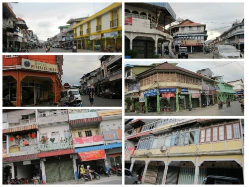 arsitektur 'lawasan' di Kota Singkawang